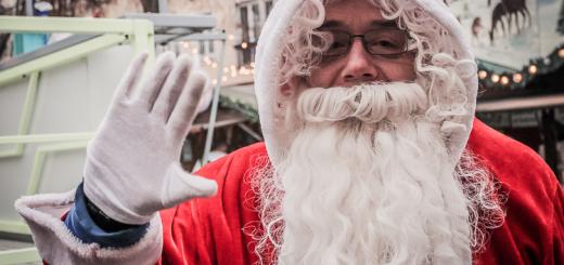 Dessauer Weihnachtsmann